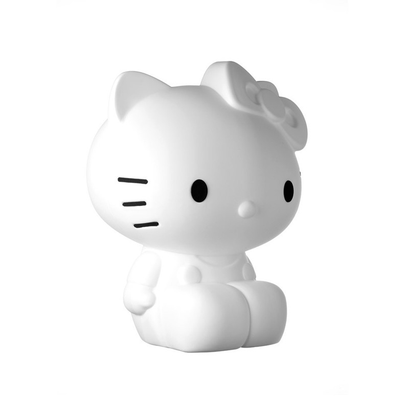 Hello Kitty Lampe White | Stadtlandkind
